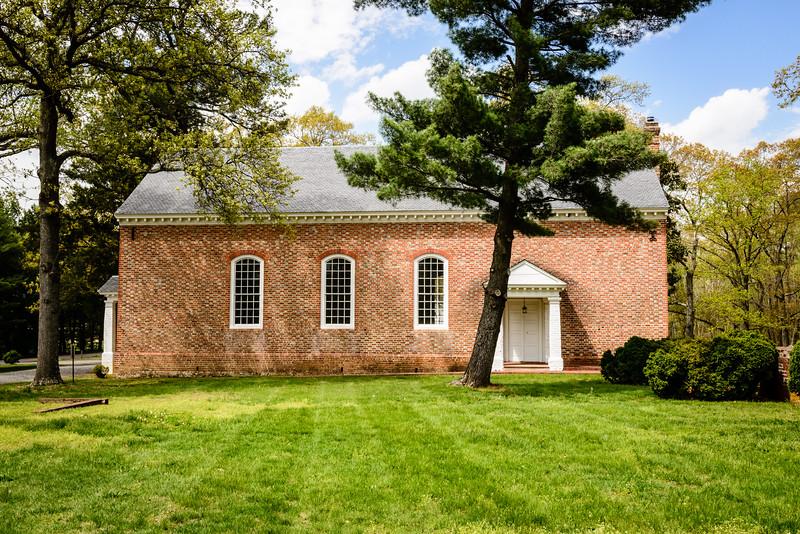Fork Church, Old Ridge Road, Doswell, near Ashland, Virginia