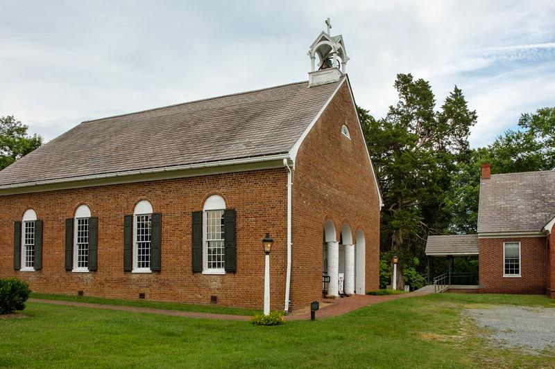 St Johns Episcopal Church, 5987 Richmond Road, Warsaw, Virginia