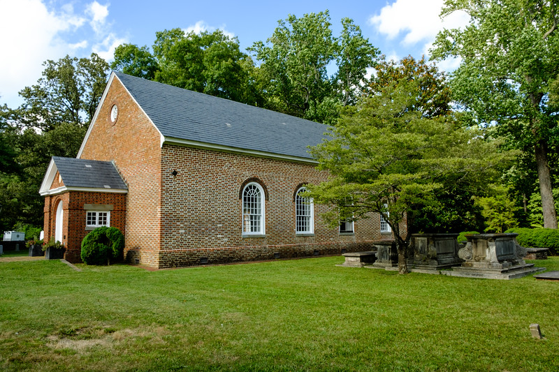 Christ Church, 56 Christchurch Lane, Saluda, Virginia