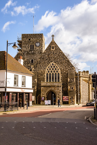 Holy Trinity Church, High Street, Dartford, Kent