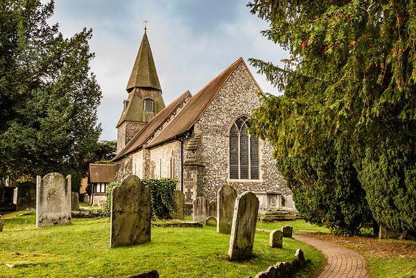 Kent Churches