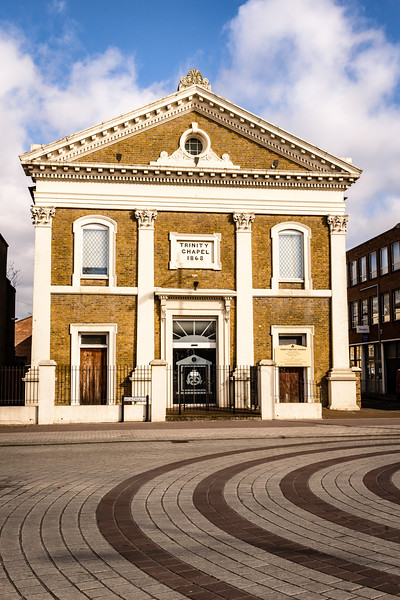 Trinity Baptist Church, The Broadway, Bexleyheath, London, England