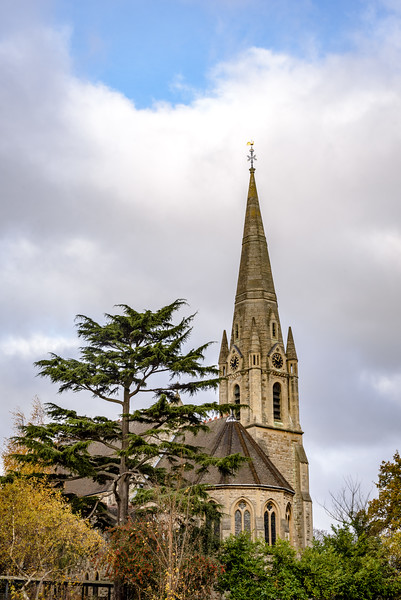 Parish Church of St. John The Evangelist, Parkhill Road, Bexley, Kent