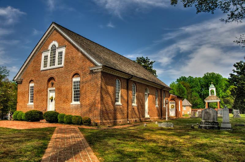All Faith Episcopal Church, Charlotte Hall, St. Mary's County, Maryland