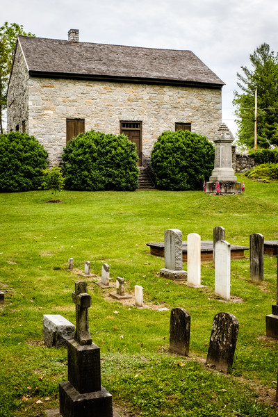 Old Chapel & Burwell Cemetery, Millwood, Virginia