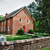 Christ Church, Durham Parish, 8685 Ironsides Road, Nanjemoy, Charles County, Maryland