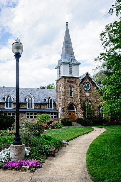 Falls Church Presbyterian Church, Falls Church, Virginia