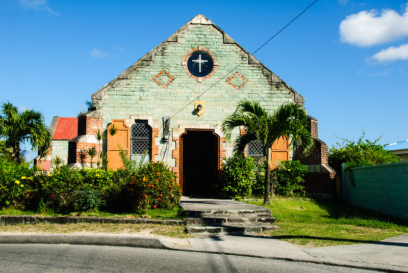 St. Barnabas Anglican Church, Liberta, Antigua