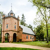 St. Peter's Parish Church, 8400 St. Peters Lane, near Talleysville, New Kent, Virginia