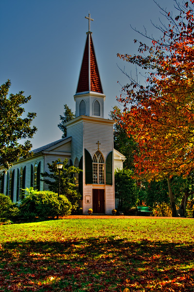 St. Mary's Catholic Church, Fairfax Station, Virginia