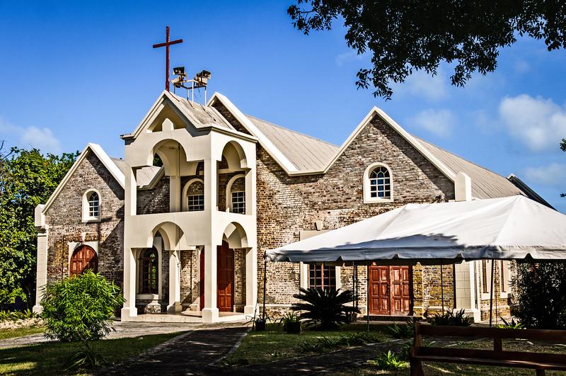 St. George's Church, Fitches Creek, Osbourn, Antigua