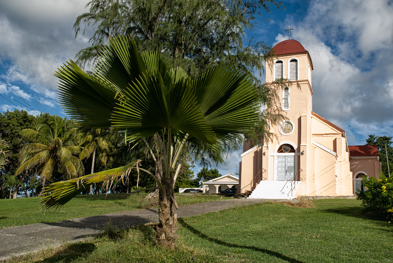 Tyrell's Catholic Church, Antigua