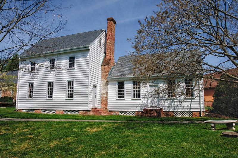 Monastery Building, Mount Carmel Monastery, Mount Carmel Drive, La Plata, Maryland