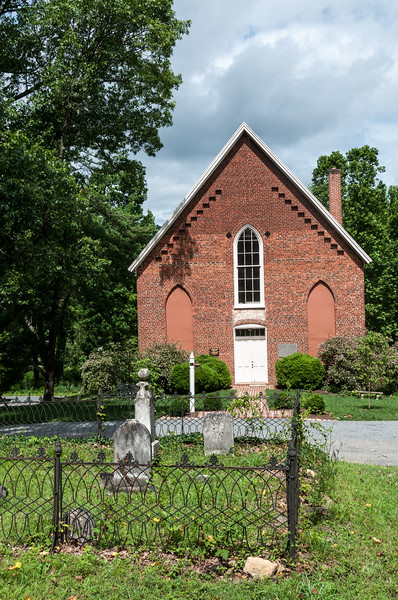 Cove Presbyterian Church, Covesville, Virginia