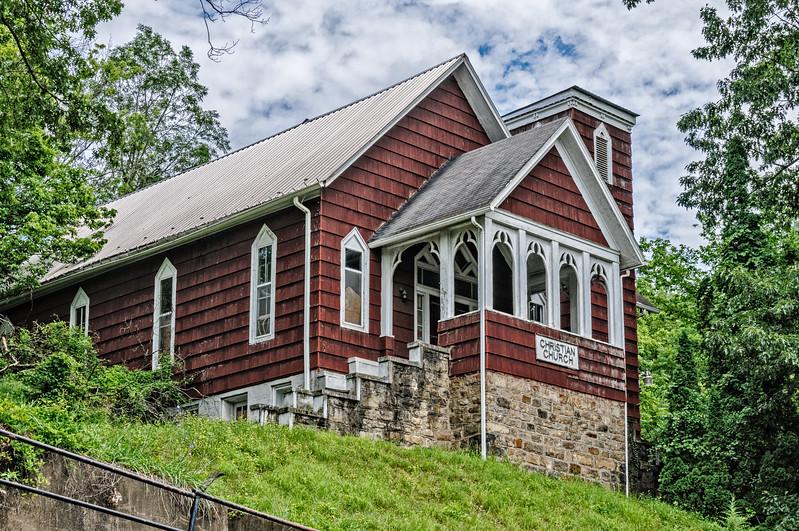 Ronceverte Christian Church, 401 West Main Street, Ronceverte, West Virginia