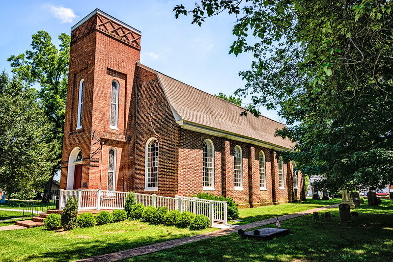 St. Luke's Episcopal Church, 403 Main Street, Church Hill, Maryland