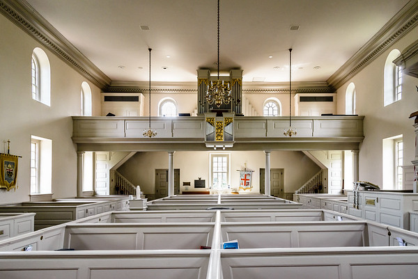 Pohick Church, 9201 Richmond Highway, Lorton, Virginia