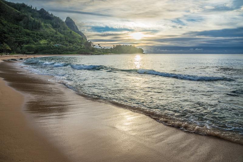 """Sun returning to Sea"""