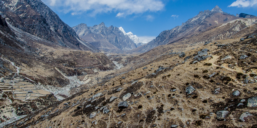 """Onwards to Nangpa (Khumbu) La"""