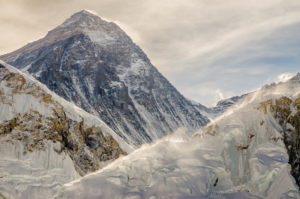 Chomolungma (Mt Everest)