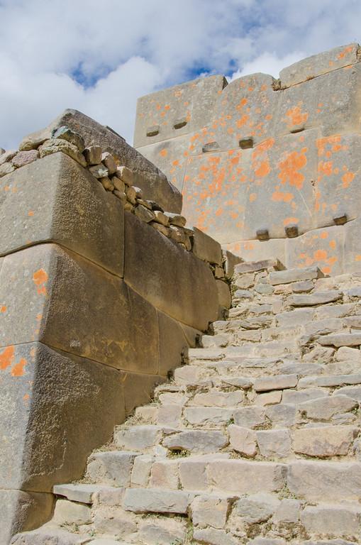 Megalith of Ollantaytambo