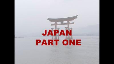 JAPAN-Pt. 1