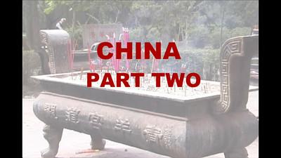 CHINA-Pt. 2