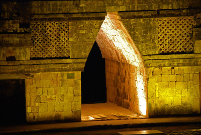 The Lights of Uxmal