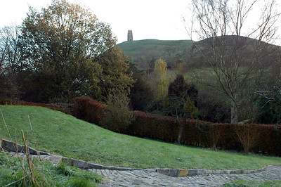 The Tor From the Sacred Garden
