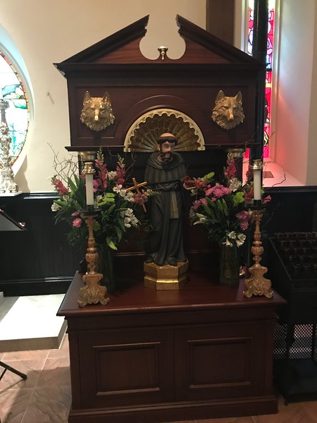St Francis Shrine