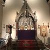 High Altar before Easter Vigil