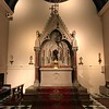 High Altar before Mass of the Pre-Sanctified, Good Friday