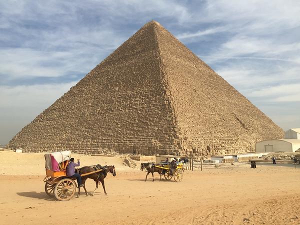 Timeless on the Nile, Egypt, November, 2014