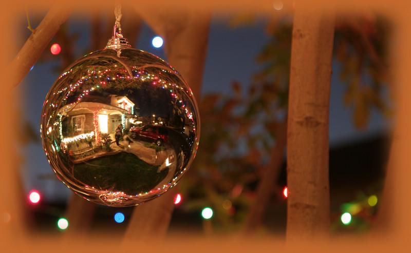 Christmas Ball<br /> by Rhonda Sippola