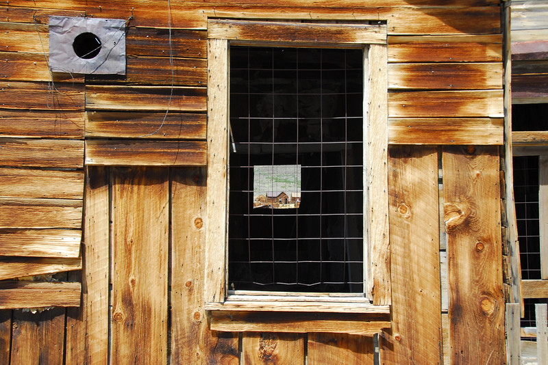Window in Window, Bodie California<br /> by Laura Hoffman - XinaCat