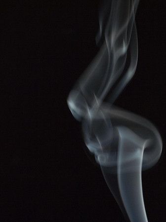 Smoke Face<br /> by Bruce Heard