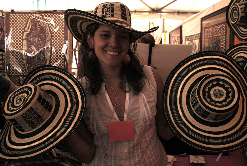 Ana Maria at Folk Arts Festival<br /> by Claudia Tammen