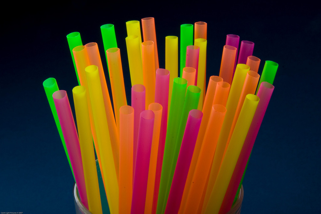 Straws<br /> By Michael Beaty