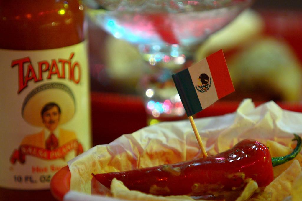 Can I Have More Margarita Please?<br /> <br /> By Michaela Mokrosova