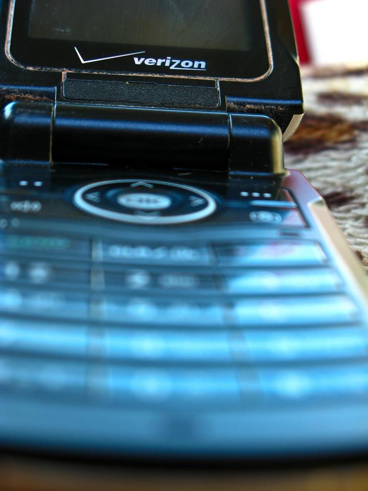 Macro Phone<br /> <br /> By Lisa Detrick