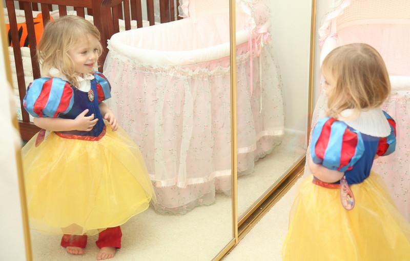 Joy is a New Dress<br /> <br /> By Trish Nowosinski