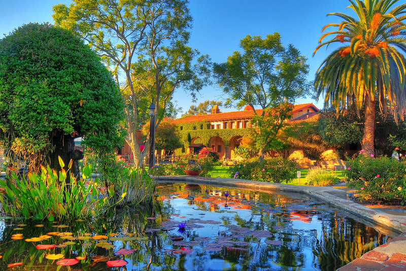 Mission San Juan Capistrano<br /> <br /> By Thomas Bui