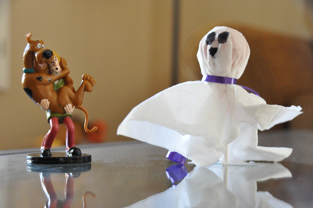 Phasmophobia: The fear of ghosts!<br /> Scooby-Doo! Where are you?!<br /> <br /> By Sara Kross
