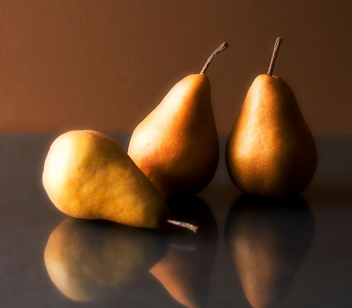 Pears<br /> By Barbara Eads