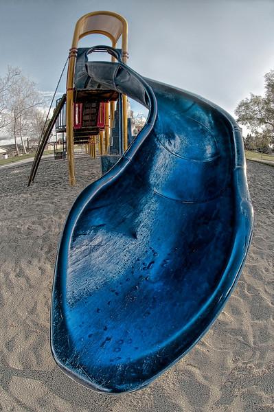 """Happy Slide"" <br /> by Michael Weitzman<br /> <br /> Note: Shot in Irvine CA"