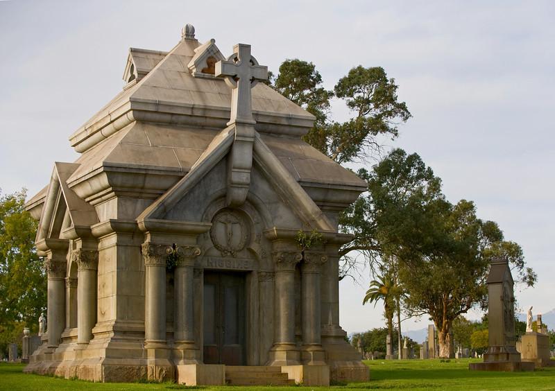 Calvery Mortuary<br /> By Daniel Pham
