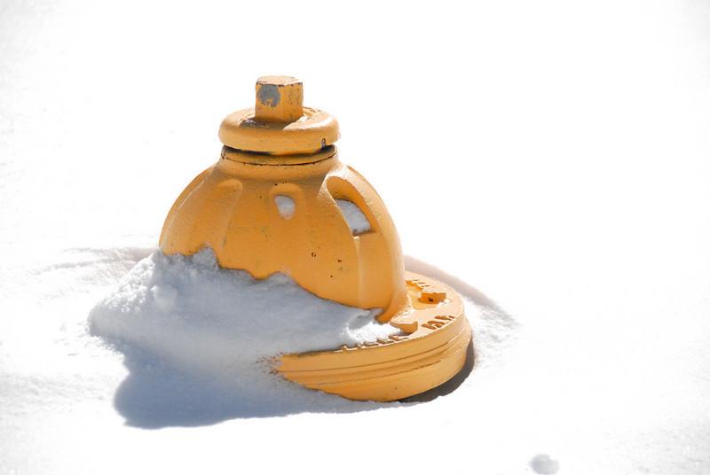 Snow Hydrant<br /> Sarah Collins