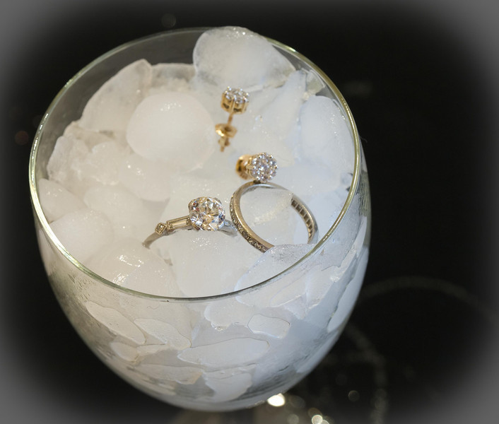 Rocks on Ice<br /> By Myra Posner<br /> <br /> What could me more chilly than<br /> ROCKS ON ICE?