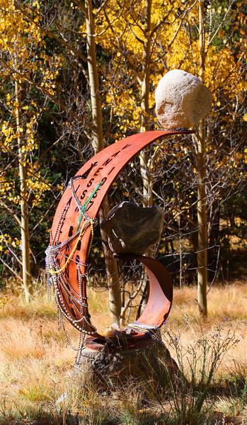Downunder<br /> By Izzy Beck<br /> <br /> Buckskin Graveyard in Alma, Colorado