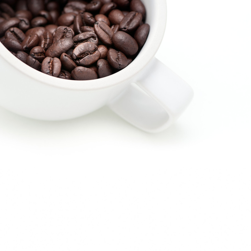 Coffee Beans<br /> By Thomas Bui